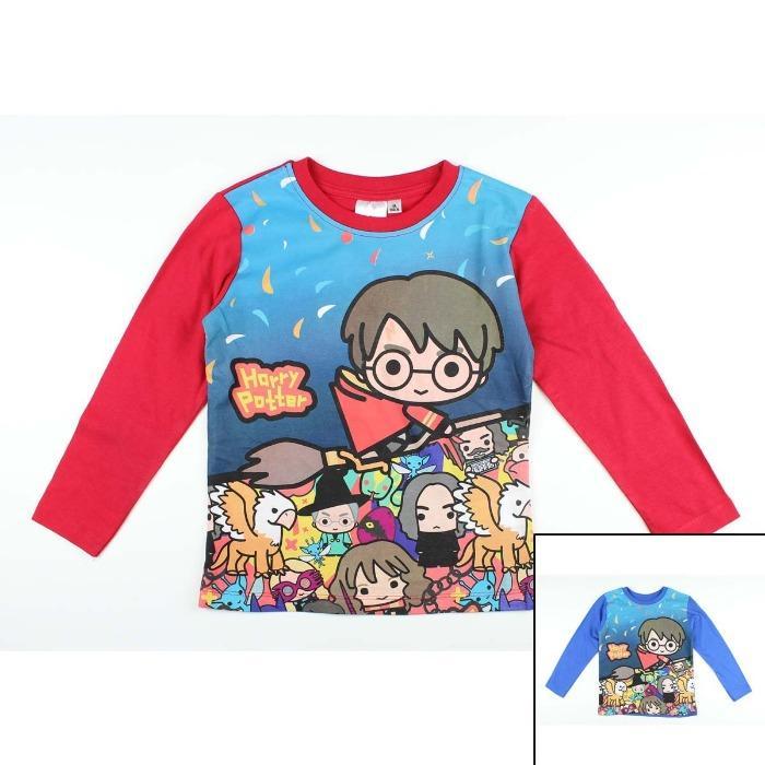 Distribuidor Europa Camiseta Harry Potter - Camiseta y Polo de manga larga