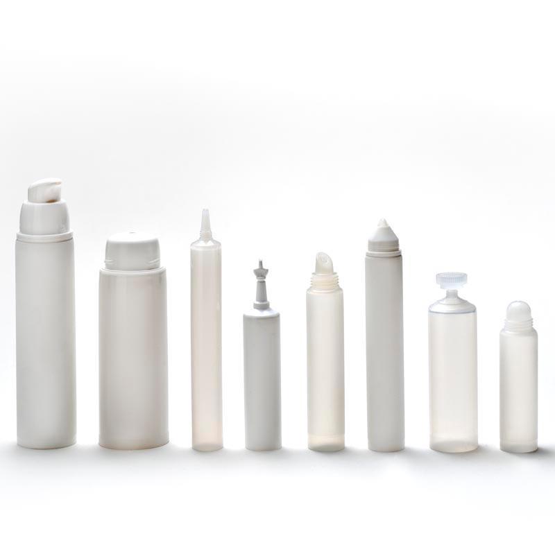 Tube plastique et tube laminé