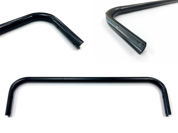 rørbøjningsprodukter (Pipe Bending Products) - Kina metal dele fabrik brugerdefinerede aluminium & stålrør bøjning produkter