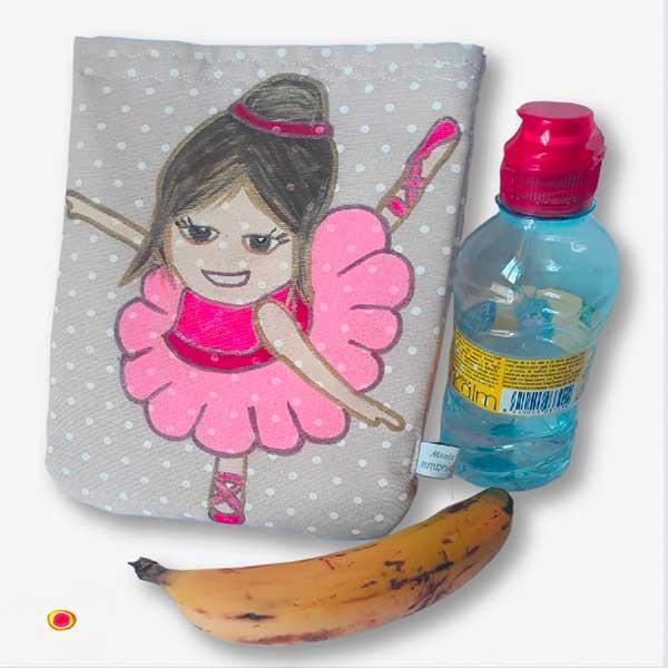 Nevera portatil para niños-mmonicdolls.es -  ideales para sustituir las bolsas de plástico , puedes elegir la tela y enviarn