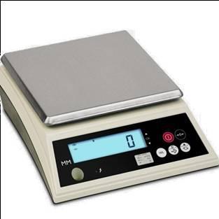 Balance industrielle  - Balance industrielle MM6 6Kgs/ 1gr