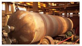 hot separator - Pressure Vessels