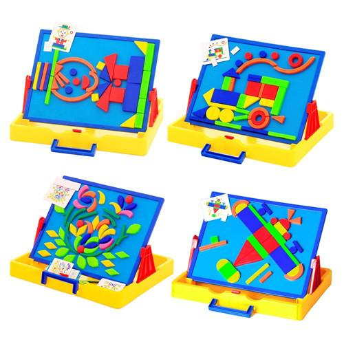 Magnetic learning easeltoys