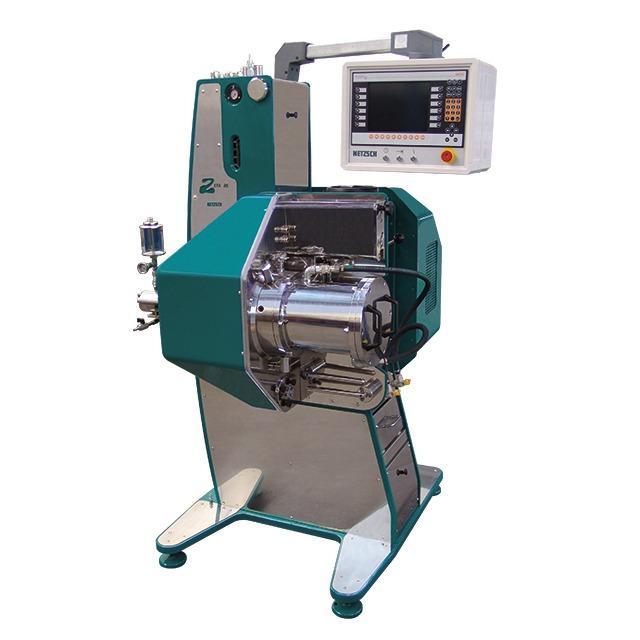Wet Grinding Technology - NETZSCH Nano mill Zeta® RS