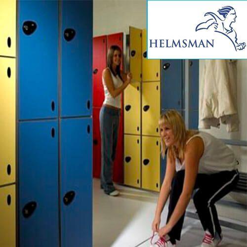 Laminate Door Lockers -