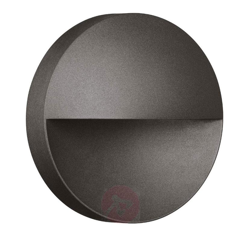 Giano recessed wall light with LED - Brick Lights