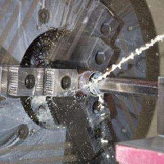 CNC-Drehen für Industriebauten -