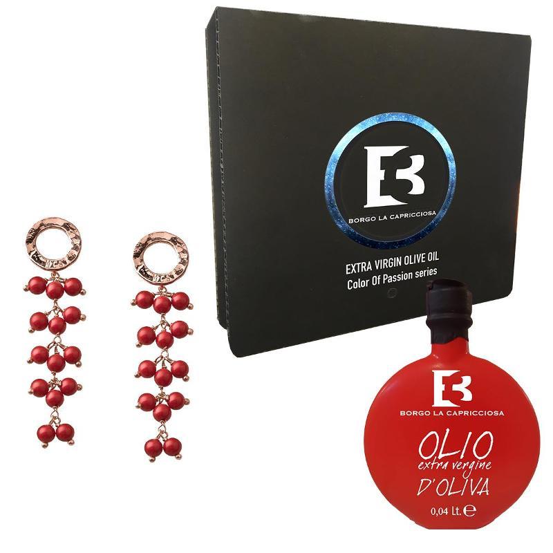 Color Of Passion 40 Ml Red - Orecchini - EVO Series