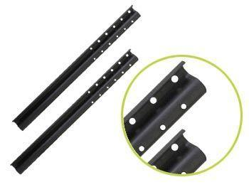 Mixing paddles plastic - null