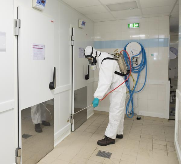 Une lutte en toute sérénité - Pest Control