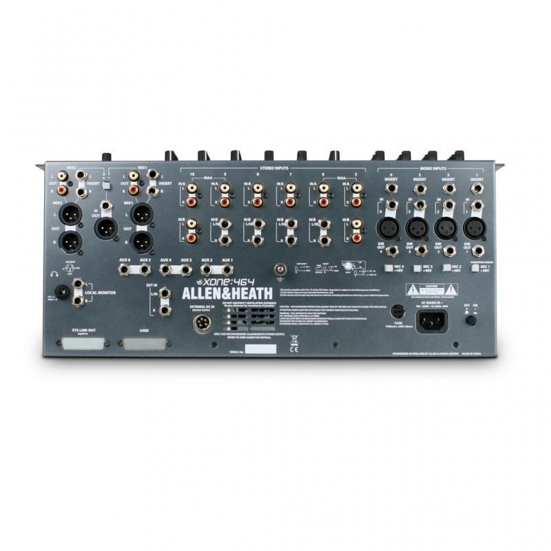 DJ-Mixer - Allen & Heath Xone:464
