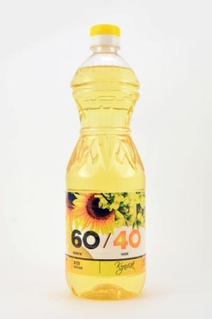масло подсолнечно-рапсовое