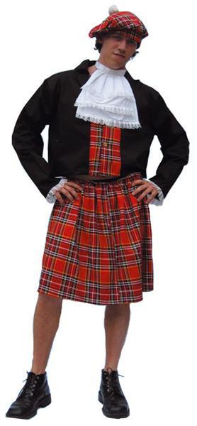 Costume d'écossais - Articles de fête et Carnaval