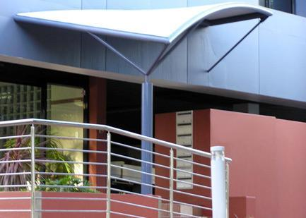 Houses and Architecture - Awnings and sunscreens