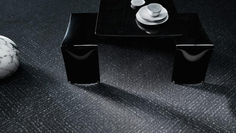 Ocean 700 - Wall-to-wall Carpet - Three-dimensional performance with restrained design.