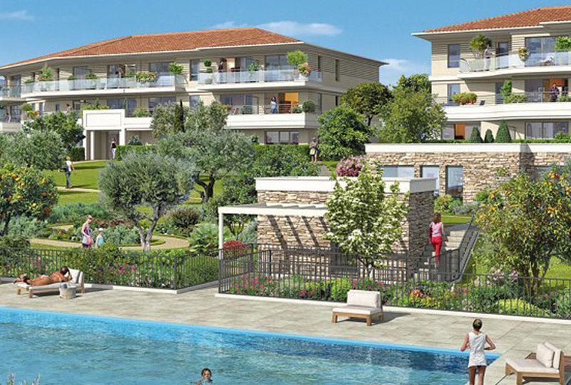 New apartment Roquebrune Cap Martin sea views and pool - Real Estate
