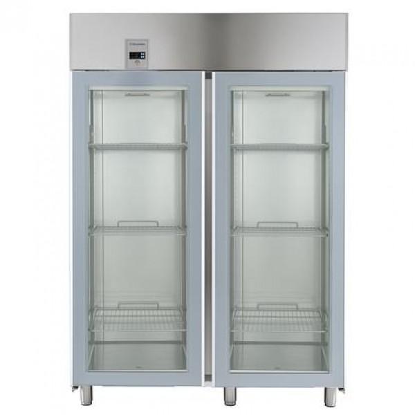 ARMOIRES RÉFRIGÉRÉES - Ecostore Armoire réfrigérée 1430 L Portes vitrées +2°C +10°C
