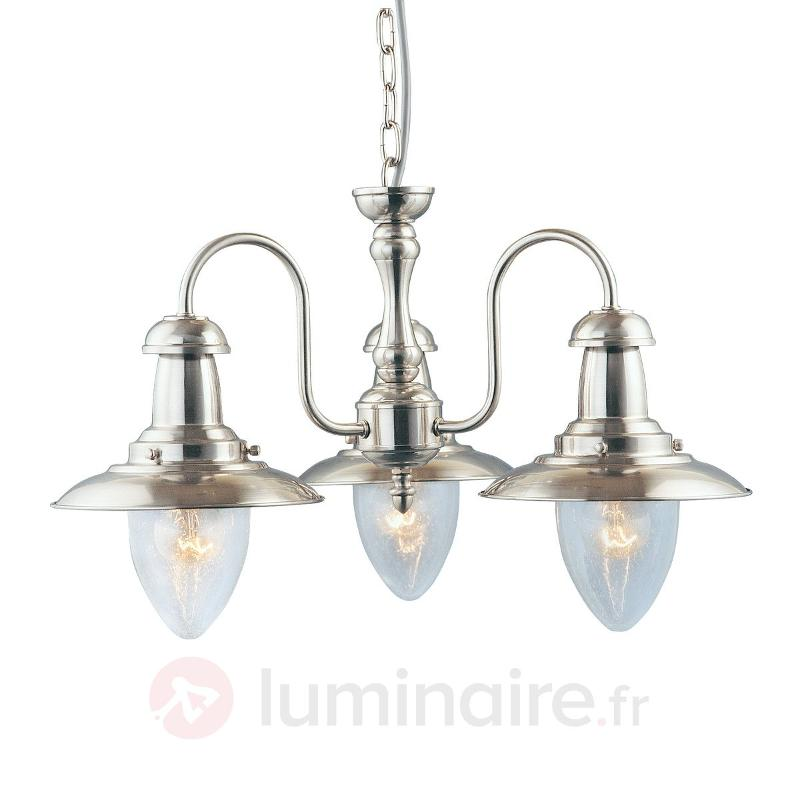 Suspension maritime FISHERMAN - Suspensions rustiques