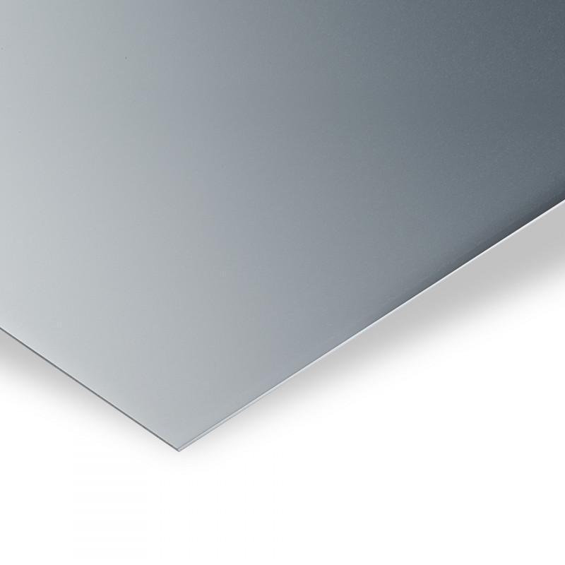 Aluminiumblech, EN AW-5005, 3.3315, H14/H24, eloxiert - gewalzt, kaltverfestigt, rückgeglüht, 1/2 hart, E6 eloxieren EV1, EN 573/EN 4858
