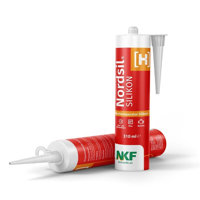 Nordsil H - Silicone Sealant - High Temperatures –Heating –Furnaces