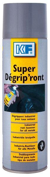 Lubrifiants - SUPER DEGRIP'RONT