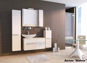 """Bathroom furniture set """"Matrix"""" -"""