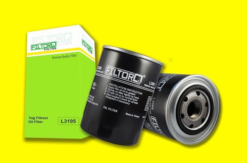 FILTORQ OIL FILTER L3195-W1150/2