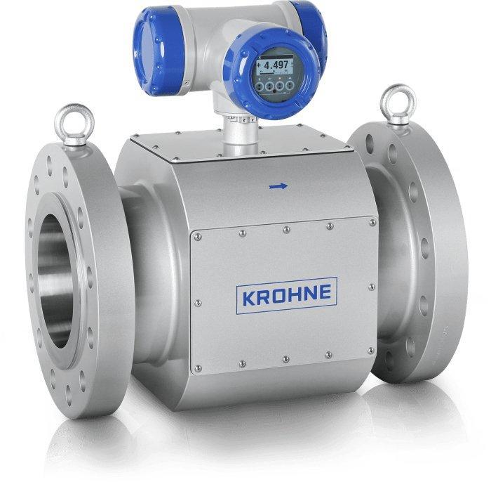 ALTOSONIC V12 - Gas flow meter / ultrasonic / in-line