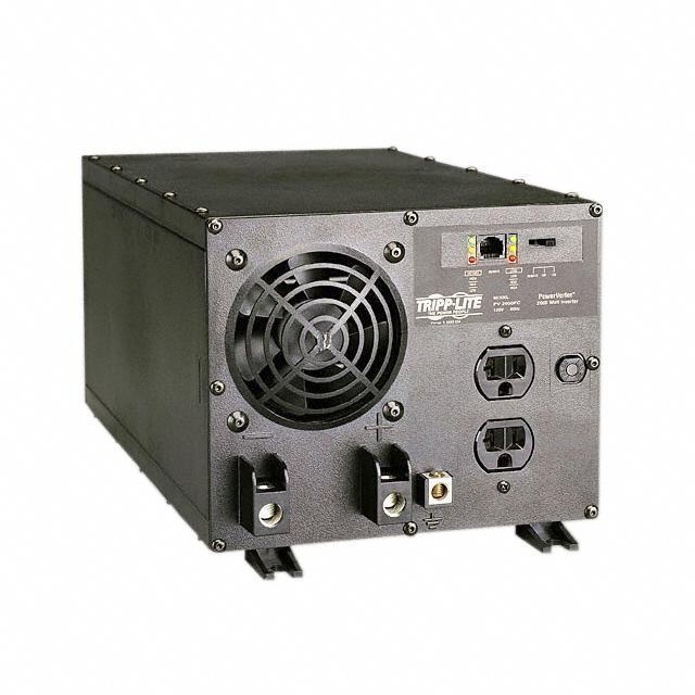 INVERTER 2000W 12VDC 2OUTLET - Tripp Lite PV2000FC