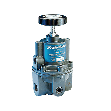 High Flow Pressure Regulator
