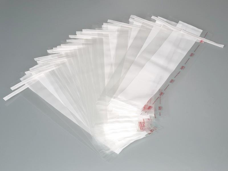 Sampling bag SteriBag Cleanroom - For introducing into the clean room, transport of solid and liquid samples