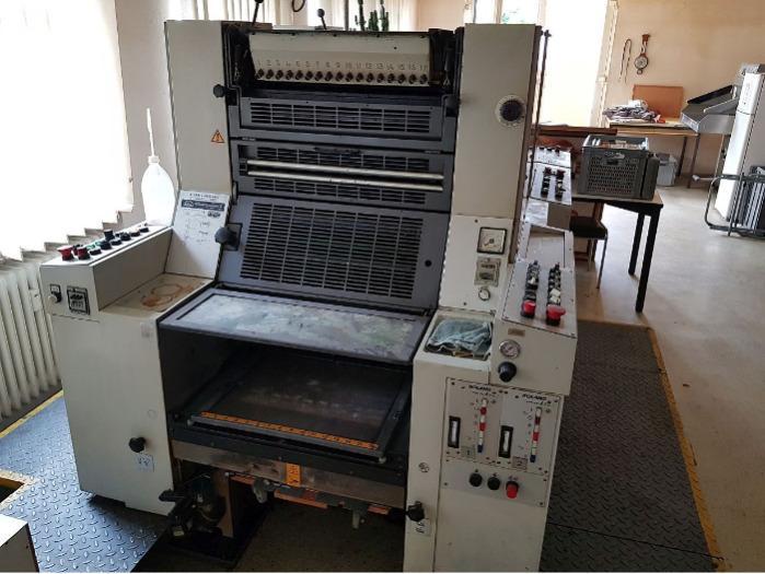 MAN Roland Practica PRZ 00 - Used Machine