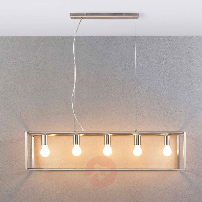 Unusual pendant lamp Dilovan - indoor-lighting
