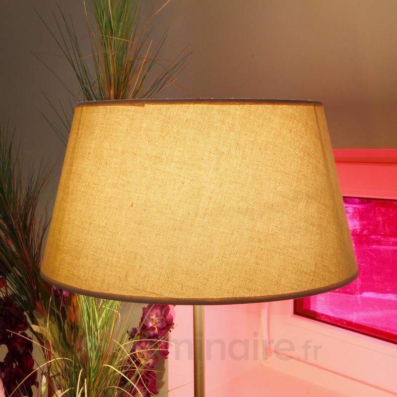Elégant lampadaire Mitic - Lampadaires en tissu