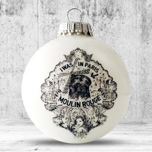 Christmasballs with logo - null