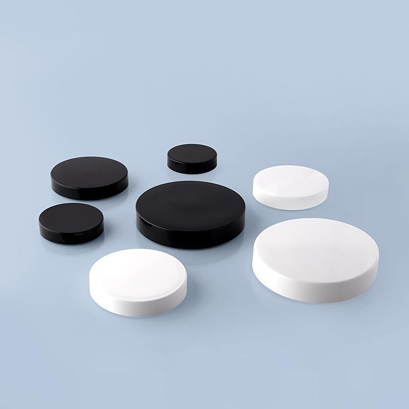 Couvercles Pp Bague Gcmi Noir Et Blanc - Accessoires