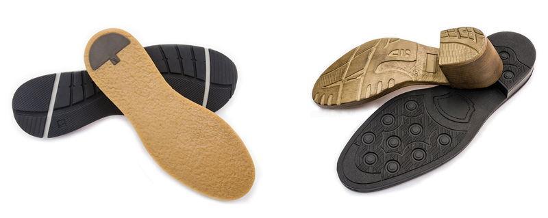 Solas para calçado - TPE ou TPR, o TR