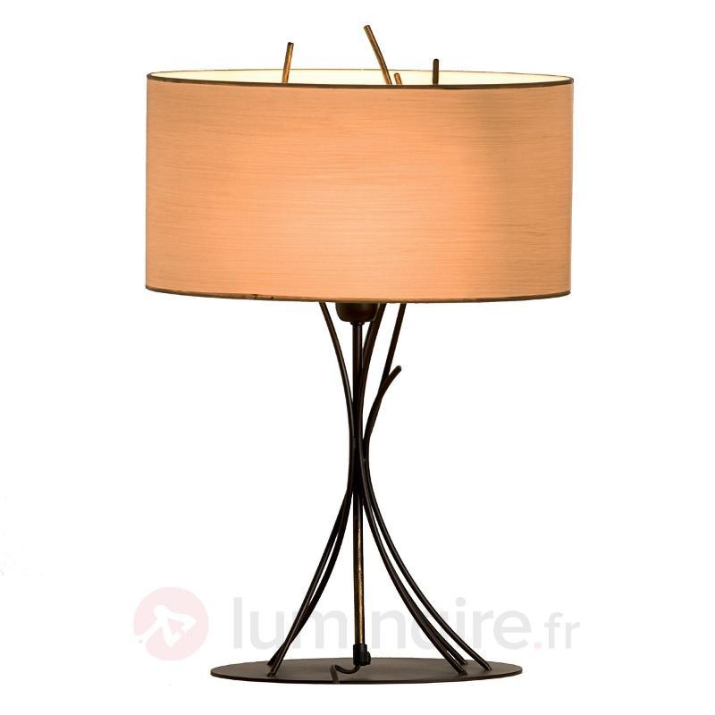 Elégante lampe à poser LIVING OVAL - Toutes les lampes à poser