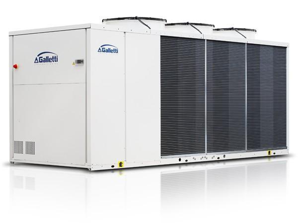 Refrigeratore ad acqua SCX - SCX 80 - 360 kW
