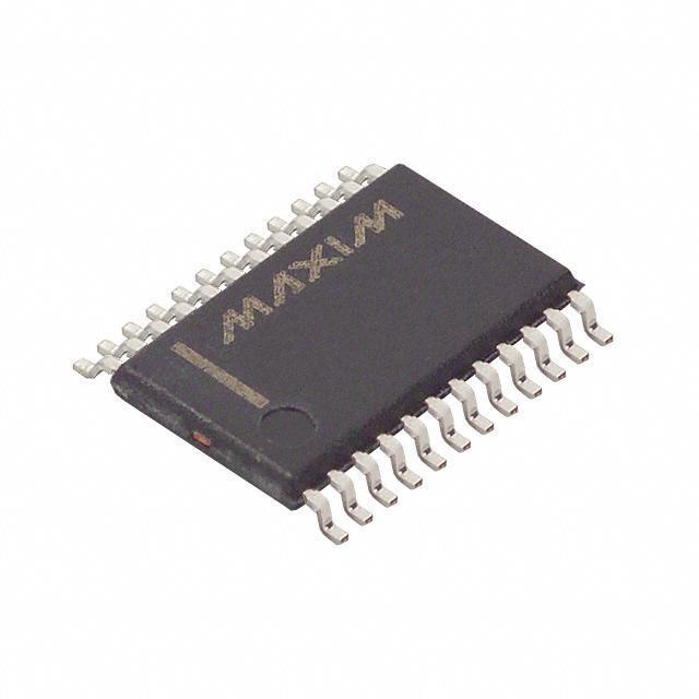 IC CCFL CONTROL 24TSSOP - Maxim Integrated DS3881E+C
