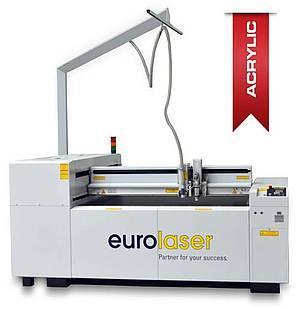 Laser-Schneide-Maschine für Acrylglas