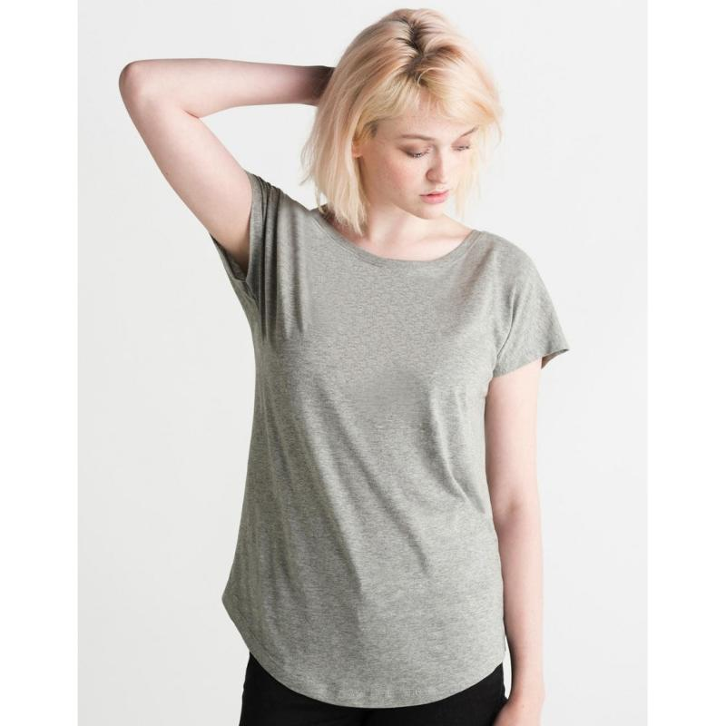 Tee-shirt femme Ample - Manches courtes