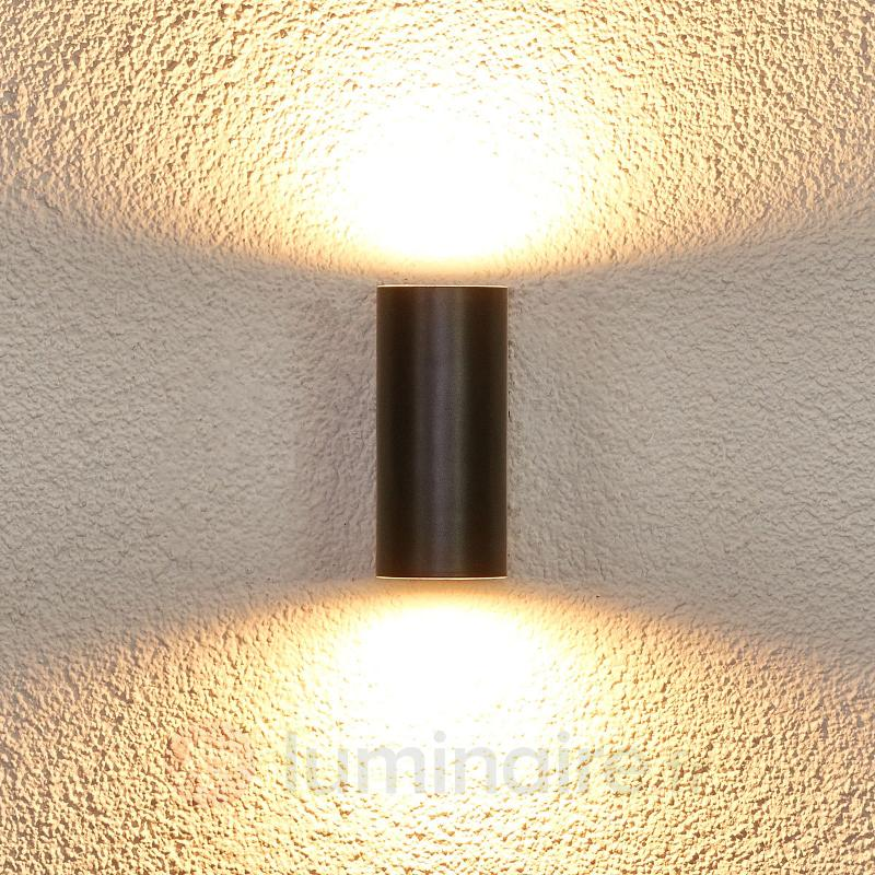 Applique extérieur Palina éclairage des deux côtés - Toutes les appliques d'extérieur