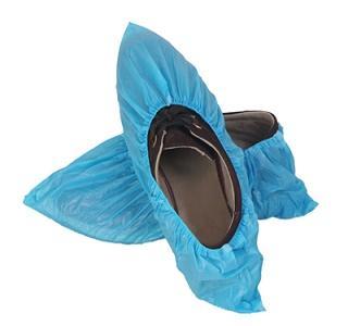 Produits en plastique jetables Housse de chaussures en plast - EM-PSC-1