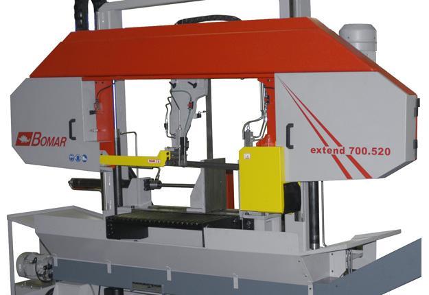 Scie à ruban semi-automatique - EXTEND 700.520