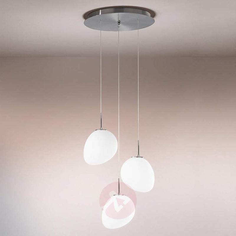 Evo LED Hanging Light Three Bulbs - Pendant Lighting