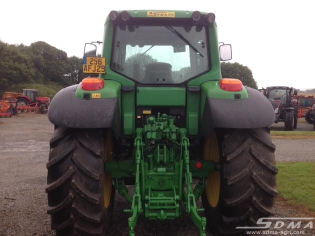 Tracteur agricole John Deere - null