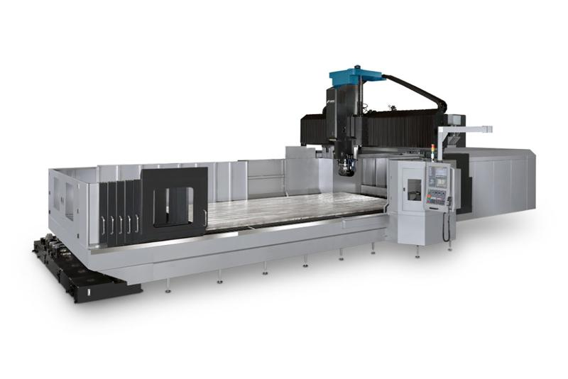 MC with moveable table / GK series - Double Gantry Boring Machines