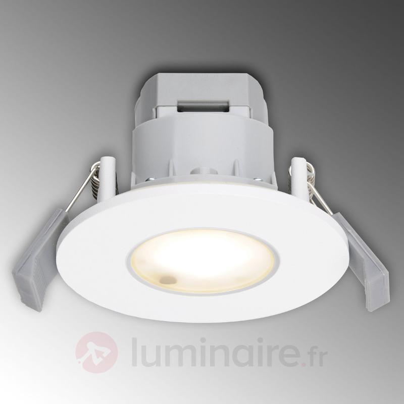 Plafonnier encastrable LED Kimra - IP65 - Spots encastrés LED