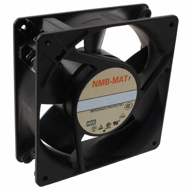 FAN AXIAL 119X38MM 230VAC TERM - NMB Technologies Corporation 4715FS-23T-B50-D00
